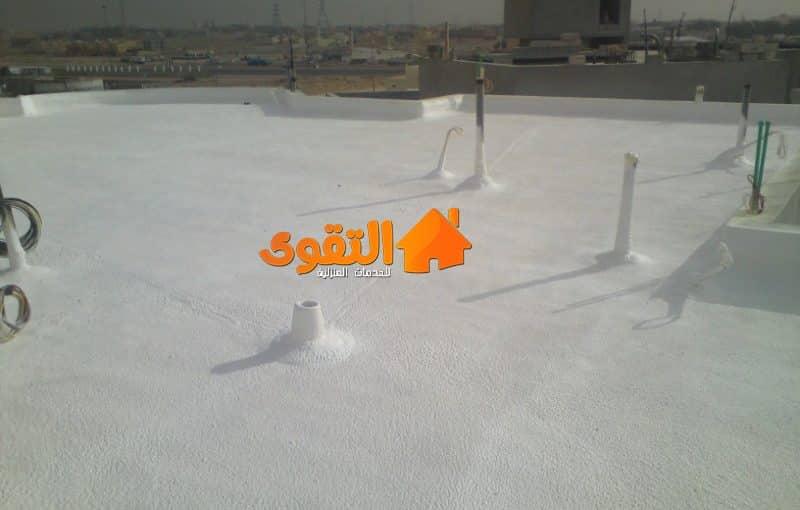 شركة عزل أسطح المنازل والمباني