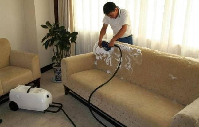 تنظيف مجالس وكنب بالبخار