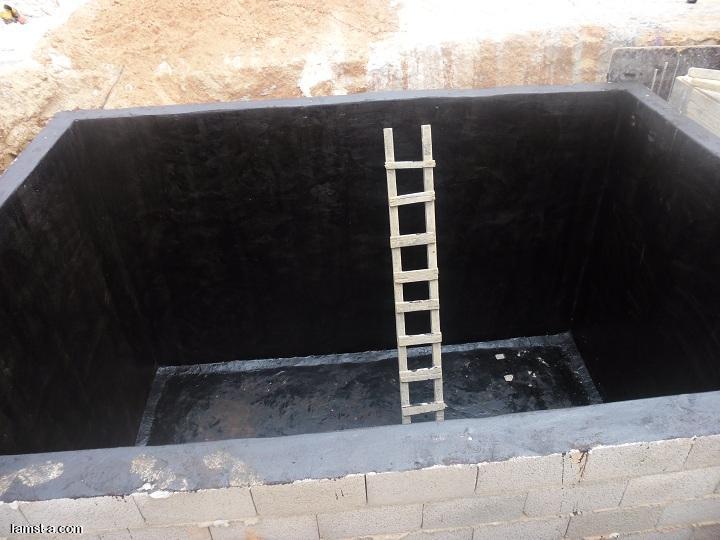 شركة عزل خزانات المياه بالاحساء