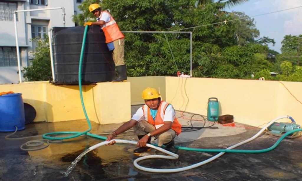 شركة تنظيف خزانات المياه بجدة