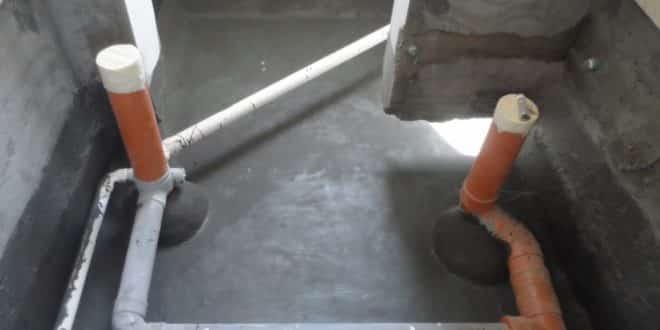 شركة عزل حمامات بالرياض عزل مائى
