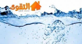 أهمية المياه للإنسان وللجسم والحيوان والنبات